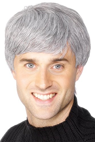 Smiffy's Men's Corporate Wig