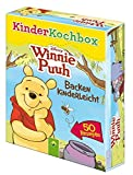 Disney Kinderkochbox - Winnie Puuh: Backen kinderleicht - Box mit