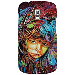 Samsung Galaxy S Duos 7582 Back Cover - Artistic Desiner Cases