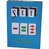 Set: The Family Game of Visual Perception ~ SET Enterprises