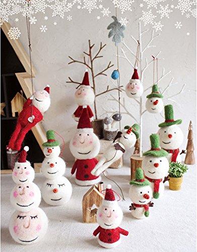今年のクリスマスツリーはひと味違うオーナメントを☆可愛くて癒されるアイテム20選!