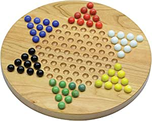 Chinese Checkers - Made in USA