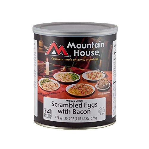Mountain House #10 Can - Breakfasts