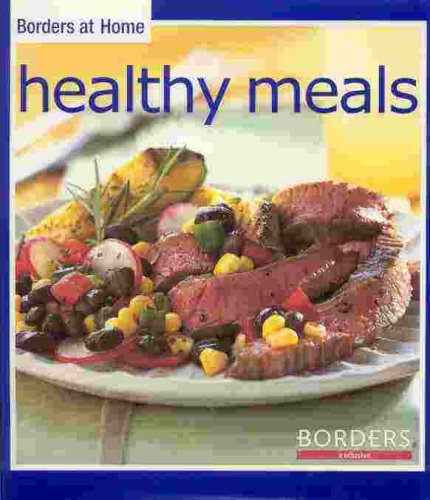 Healthy Meals (Borders at Home)