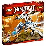 Lego Ninjago - 2260 - Jeu de Construction - L'attaque du Dragon de Glace