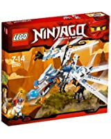 Lego Ninjago - 2260 - Jeu de Construction - L'attaque du Dragon de Glace