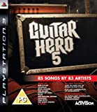 Guitar Hero 5 Standalone Game (PS3)