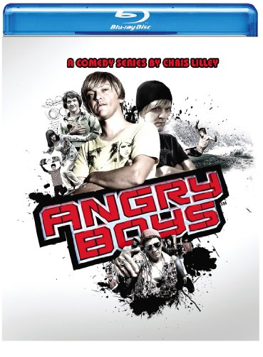 Blu-ray : Angry Boys (Full Frame, Dolby, AC-3, , 3 Disc)