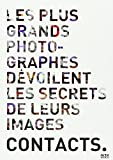 Coffret Contacts 3 DVD - Le Photoreportage / La Photographie Contemporaine / La Photographie Conceptuelle
