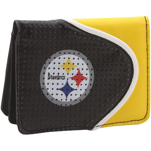 NFL Pittsburgh Steelers Perf-ect Wallet from SteelerMania