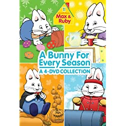 Max & Ruby: A Bunny for Every Season Collection