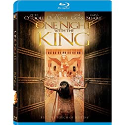 One Night With the King [Blu-ray]