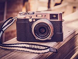 Grip Case for Fuji X100 - Black - Made in USA by J.B. Camera Designs