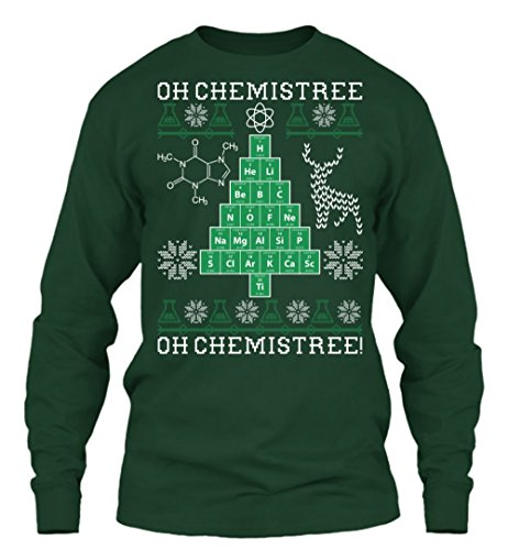 Oh Chemistree! Ugly Christmas Sweater