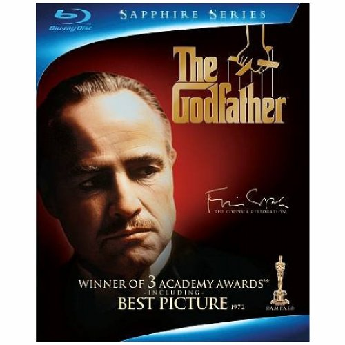 Blu-ray : The Godfather (the Coppola Restoration) (Special Edition, Restored, True-Hd, O-Card Packaging, Widescreen)