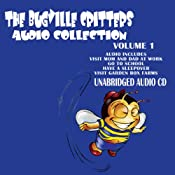 The Bugville Critters Audio Collection 1 | Robert Stanek