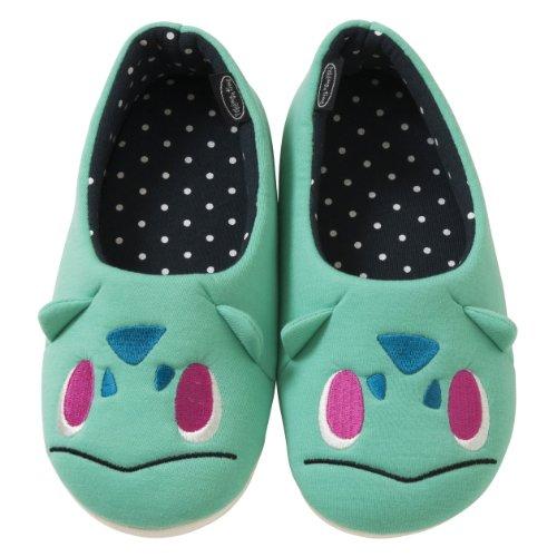 Zapatos-Pokemon-Center-habitacin-original-vez-lun-pok-Bulbasaur-Kids-180-Japn-importacin-El-paquete-y-el-manual-estn-escritos-en-japons