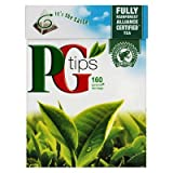 PG Tips Pyramid 160 Teabags 500g