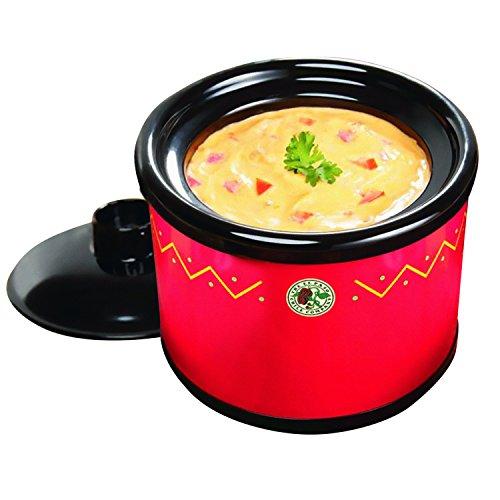 BELLA 10078 El Paso Mini Dip Warmer, Red (Dip Crock Pot compare prices)