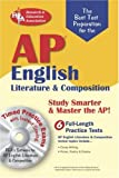 img - for AP English Literature & Composition w/CD-ROM (REA) The Best Test Prep (Advanced Placement (AP) Test Preparation) book / textbook / text book