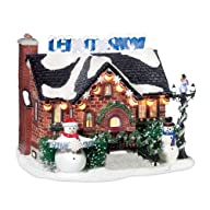 Department 56 Snow Village The Snowman House