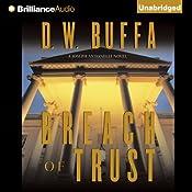 Breach of Trust: Joseph Antonelli #6 | D.W. Buffa