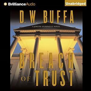 Breach of Trust: Joseph Antonelli #6 | [D.W. Buffa]