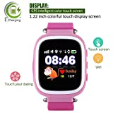 BigBen-122-inch-Colorful-Touch-Screen-Smartwatch-Phone-with-SOS-Call-GPS-Safe-Anti-Lost-Monitor-Kids-Pink
