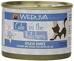 Weruva Cats in the Kitchen Splash Dance Cat Food (6 oz (24 can case))