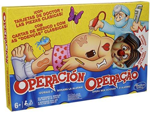 Hasbro Gaming - Juego de mesa Operación Refresh (B2176B09)