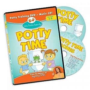 Potty Time - Dvd/CD