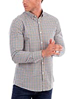 BLUE COAST YACHTING Camisa Hombre (Verde)