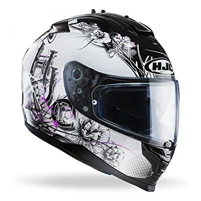 HJC IS 17 Barbwire - Casque Intégral Moto/Scooter
