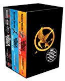 Cover of The Hunger Games Trilogy Box Set by Suzanne Collins 1407130293