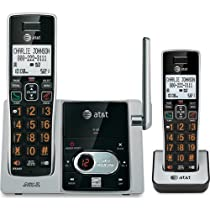 DECT 6.0 Expandable Cordless Phone System with Digital Answering System - AT&T