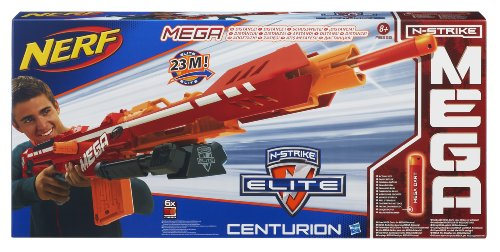 Hasbro A6288E24 - Nerf N-Strike Elite Mega Centurion