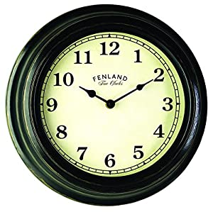 Gardman Manor 17172 Garden Clock 30 cm