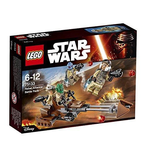 LEGO Star Wars TM 75133: Rebel Alliance Battle Pack Mixed by LEGO
