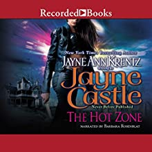 The Hot Zone: A Rainshadow Novel, Book 3 (       UNABRIDGED) by Jayne Castle Narrated by Barbara Rosenblat