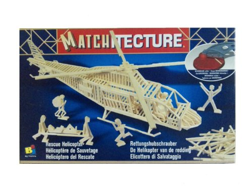Bojeux Matchitecture - Rescue Helicopter - 1