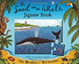 Julia Donaldson The Snail and the Whale Jigsaw Book