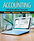 img - for Accounting Using Excel for Success (with Essential Resources Excel Tutorials Printed Access Card) (Managerial Accounting) book / textbook / text book