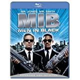 Men in Black [Blu-ray + BD-Live] ~ Will Smith