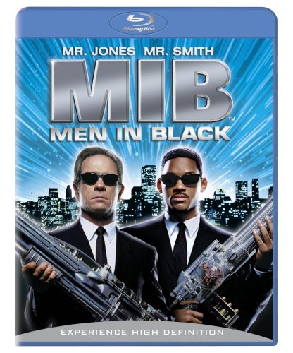 Cover art for  Men in Black [Blu-ray + BD-Live]
