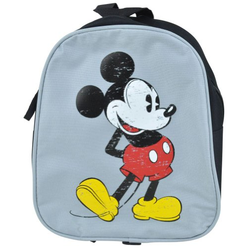 Mickey Mouse Disney Distressed Mini Backpack Kid Child Small Book School Cartoon