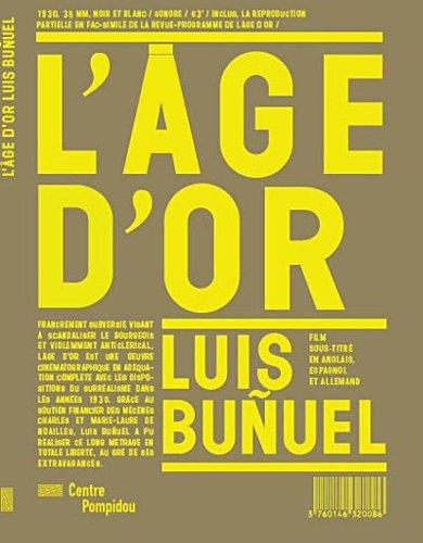 DVD Bunuel l Age d Or Pal