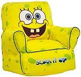 Nickelodeon Spongebob Squarepants Bean Bag Sofa Chair thumbnail