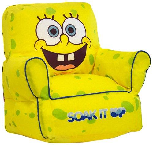 Nickelodeon Spongebob Squarepants Bean Bag Sofa Chair image