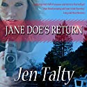 Jane Doe's Return Audiobook by Jen Talty Narrated by Anne Johnstonbrown