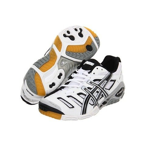[Asics] ASICS Women's GEL-SENSEI 4 sneakers WHITE : BLACK : SILV...
